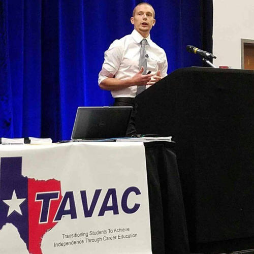 Keynote - TAVAC Conference, Dallas, TX - August 2017