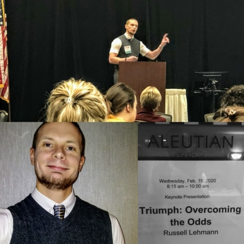 Keynote for the 2020 Alaska Statewide Special Education Conference