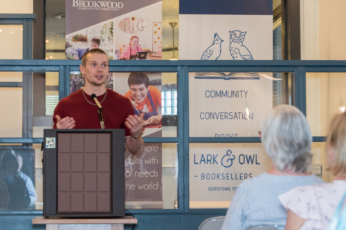 Lark and Owl Booksellers - Russell Lehmann