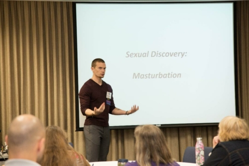 Breakout, Autism, Sexuality and Healthy Relationships. Xavier University, Cincinnati, Ohio - June 2019