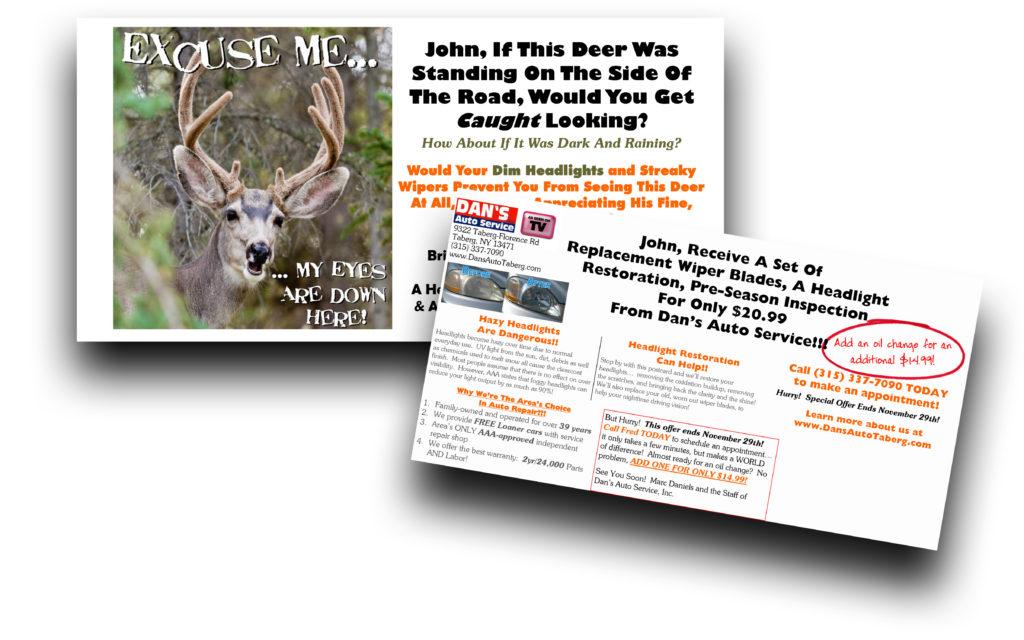 Big Rack Deer