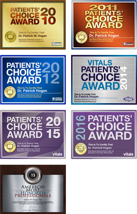 patient choice awards