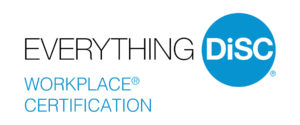 Everything DiSC Workplace Certification Logo