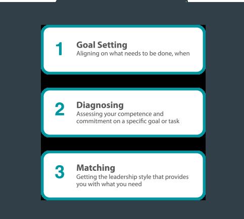 Self Leadership Diagram