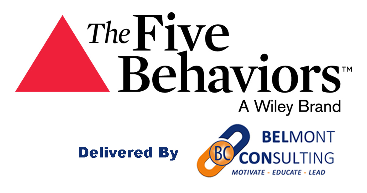 The Five Behaviors