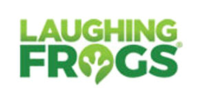 Laughing Frogs Logo
