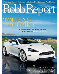 Robb Report | October 2011