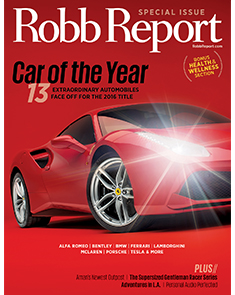 Robb Report | April 2016