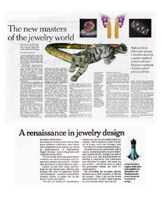 Herald Tribune | December 11 & 12, 2010
