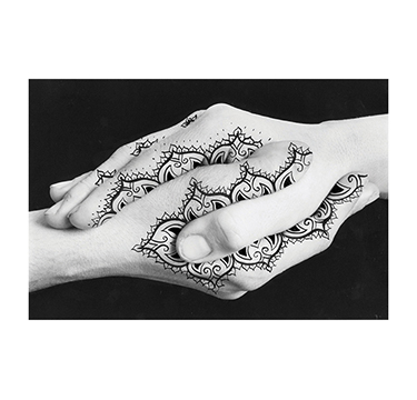 Shirin Neshat is an Iranian artist who resides in New York and whose work showcases the social, cultural and religious codes of muslim societies and is widely known for her film, video and photography.
