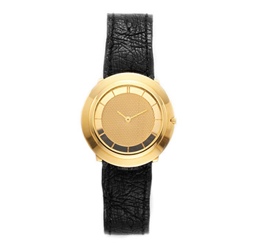 A Gold Wristwatch, by Boucheron, circa 1960