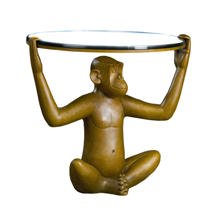 Monkey Table, by François-Xavier Lalanne