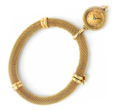 A Gold Watch Charm Bracelet, by Verdura, circa 1950