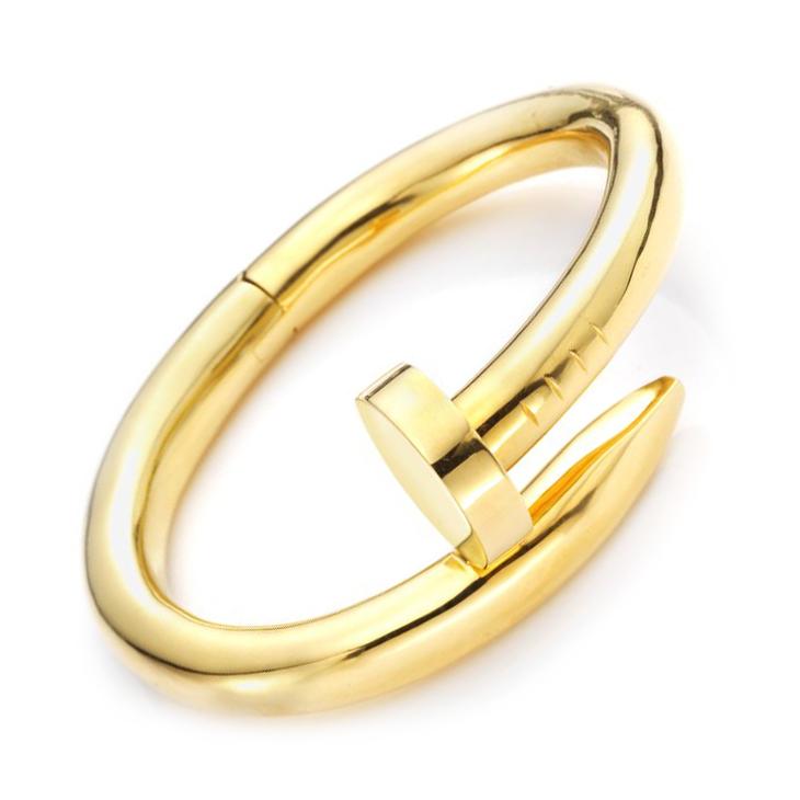 A Gold Nail Bracelet, by Cartier, Aldo Cipulo, circa 1971