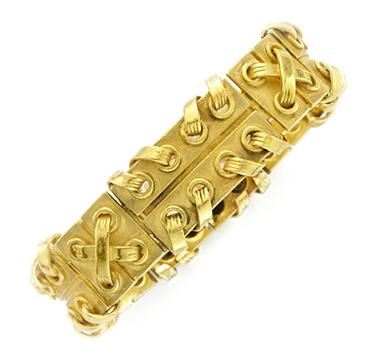 A Gold Bracelet, by Cartier