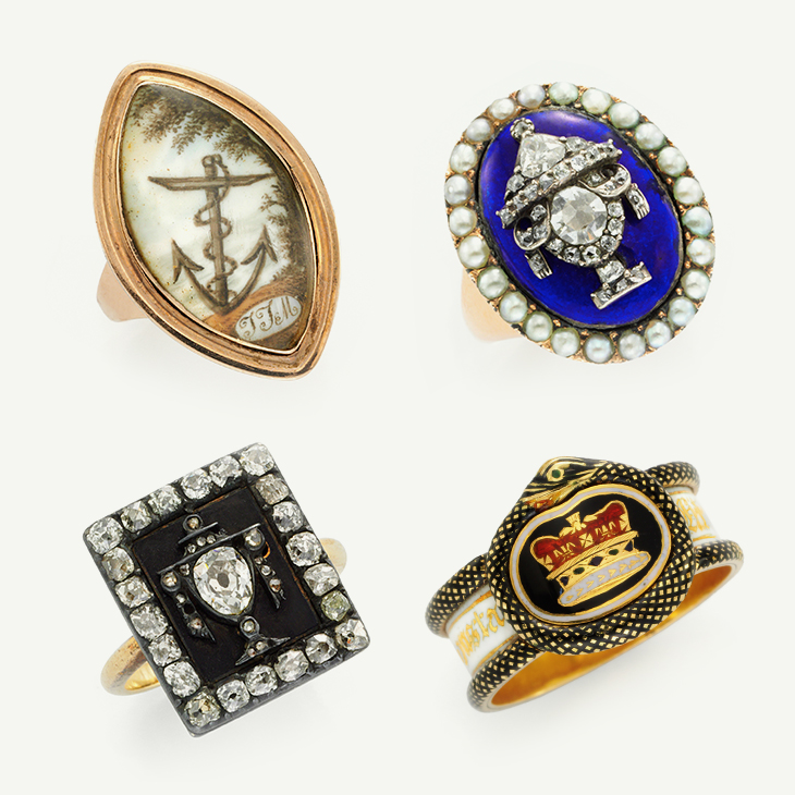 FD IN FOCUS | Memento Mori Rings