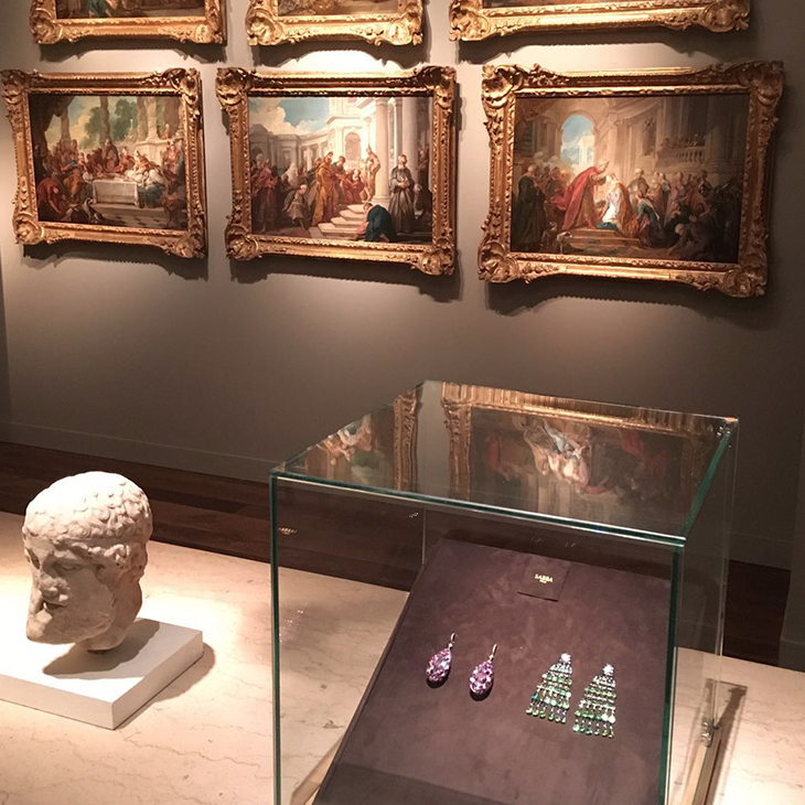 FD IN FOCUS | SABBA at TEFAF