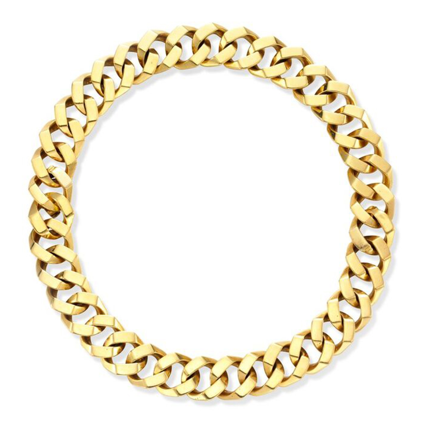 A Gold Chain Necklace, by Van Cleef & Arpels, by circa 1970