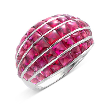A Ruby Dome Ring, by Boivin, circa 1934