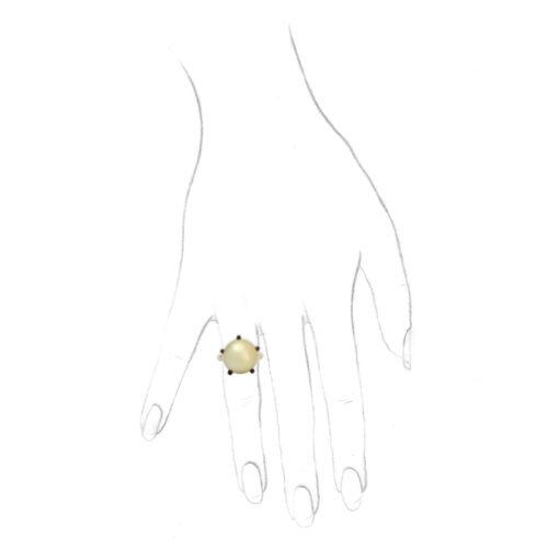 Solange Azagury-Partridge 'Ball Crusher' South Sea Pearl Set