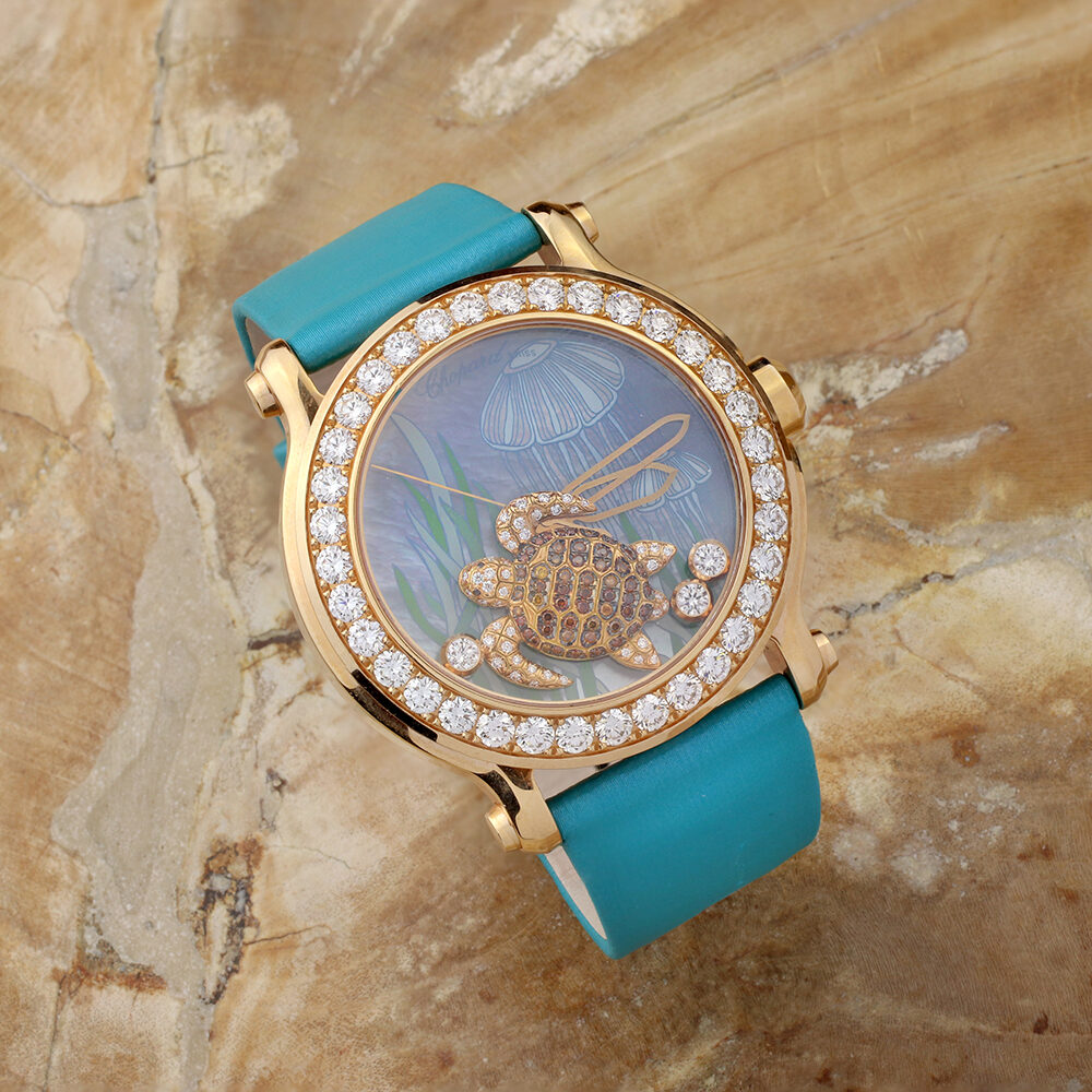 Chopard, The 150th Anniversary Animal World Collection Watch
