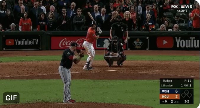 MLB- Washington Nationals gain their first-ever World Series title!