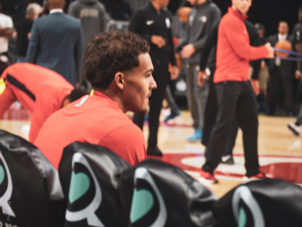 The Atlanta Hawks finds strength in Youth