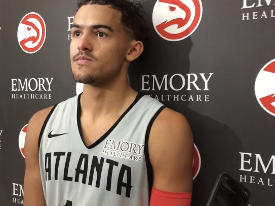 Georgia Peanut Commission partners with Hawks Trae Young in donating peanut butter to Atlanta schools