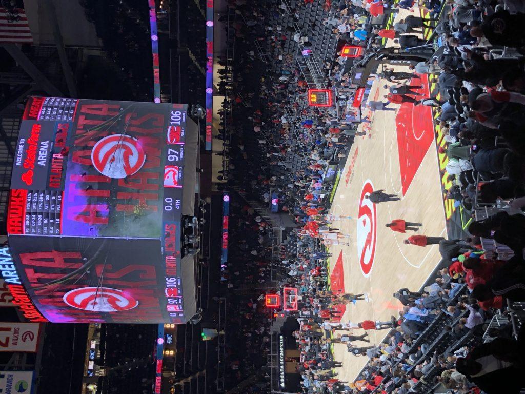 Hawks fall to Heat 97-106, Gain 3rd straight loss