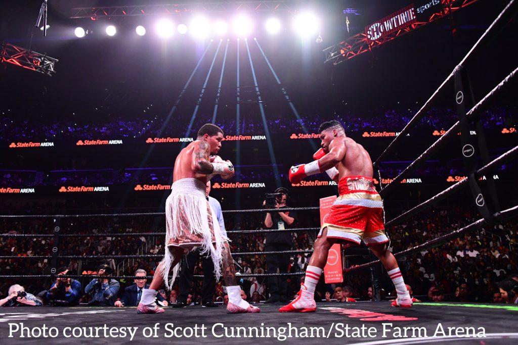 Let's Talk About Boxing : GERVONTA DAVIS WINS WBA LIGHTWEIGHT WORLD TITLE
