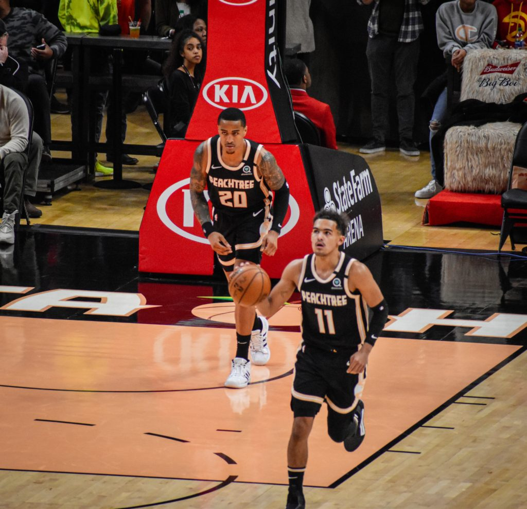 Hawks Sink In Blowout Loss To Pistons