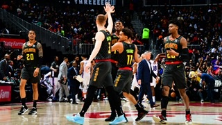 Hawks Score Big With Win Over Philly