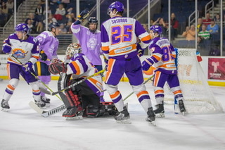 Gladiators declaw Solar Bears