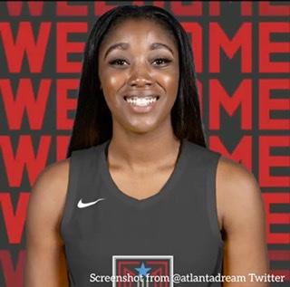 WNBA: Meet Atlanta Dream Alexis Jones