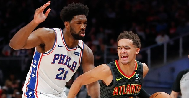 Finger and Fines in Philly: Hawks Fall to Sixers