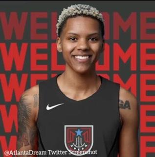Atlanta Dream swap Jessica Breland and Nia Coffey for guard Courtney Williams