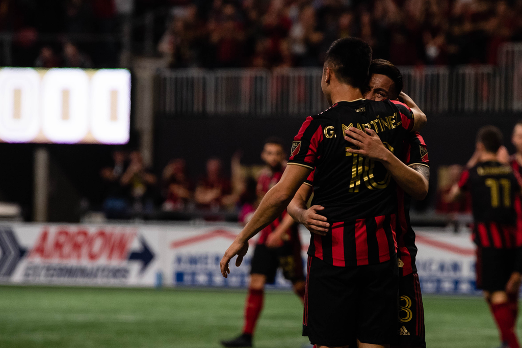 2020 Home Opener : Atlanta United and Conquered FC Cincinnati 2-1