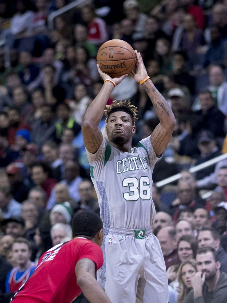 Celtics Marcus Smart and Two Lakers Players Test Positive for Coronavirus