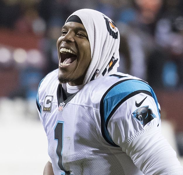Breakup, No Makeup: Panthers release Cam Newton