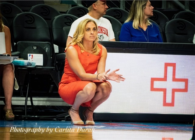 Coach Nicki Leaves the Dream to become Baylor Women's Basketball Head Coach