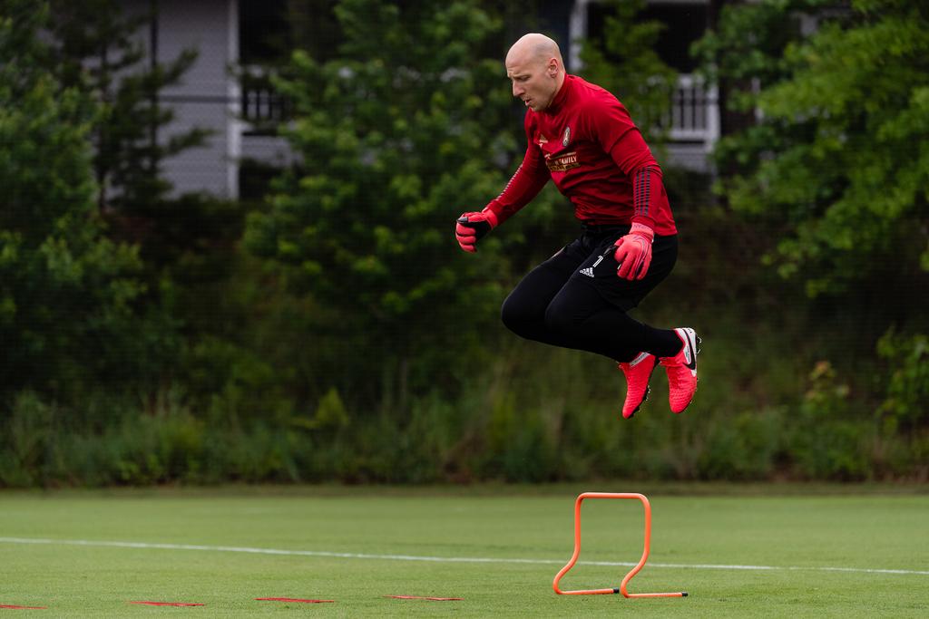 MLS News: Atlanta United Training Continues