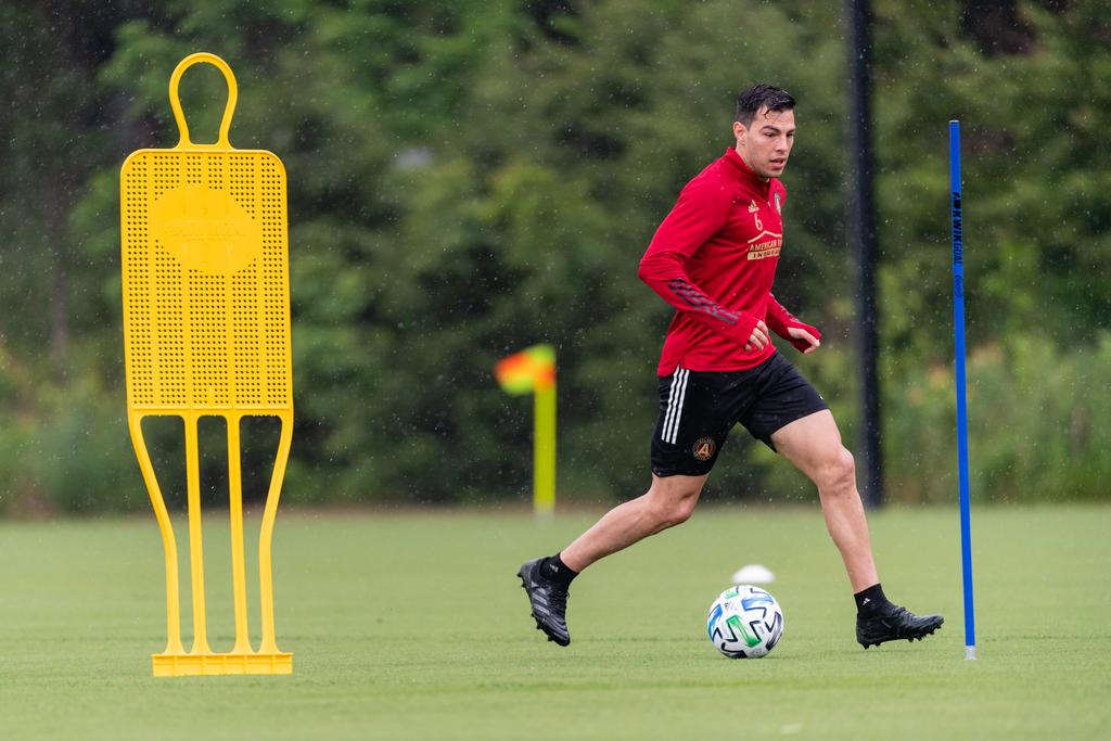 Atlanta United Continues Individual workouts
