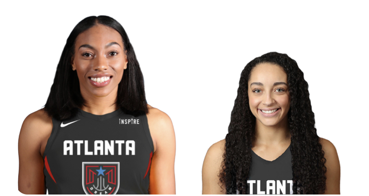 Atlanta Dream sign Free Agents Jaylyn Agnew and Betnijah Laney