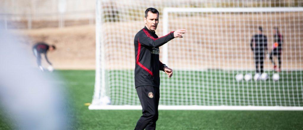 Stephen Glass named Atlanta United Interim Head Coach