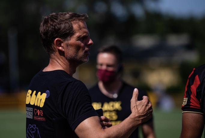 Atlanta United and Head Coach Frank de Boer part ways