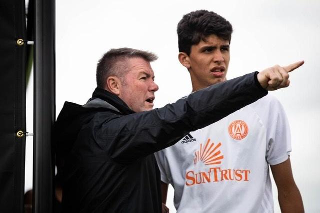 Atlanta United signs 16-year-old Efrain Morales