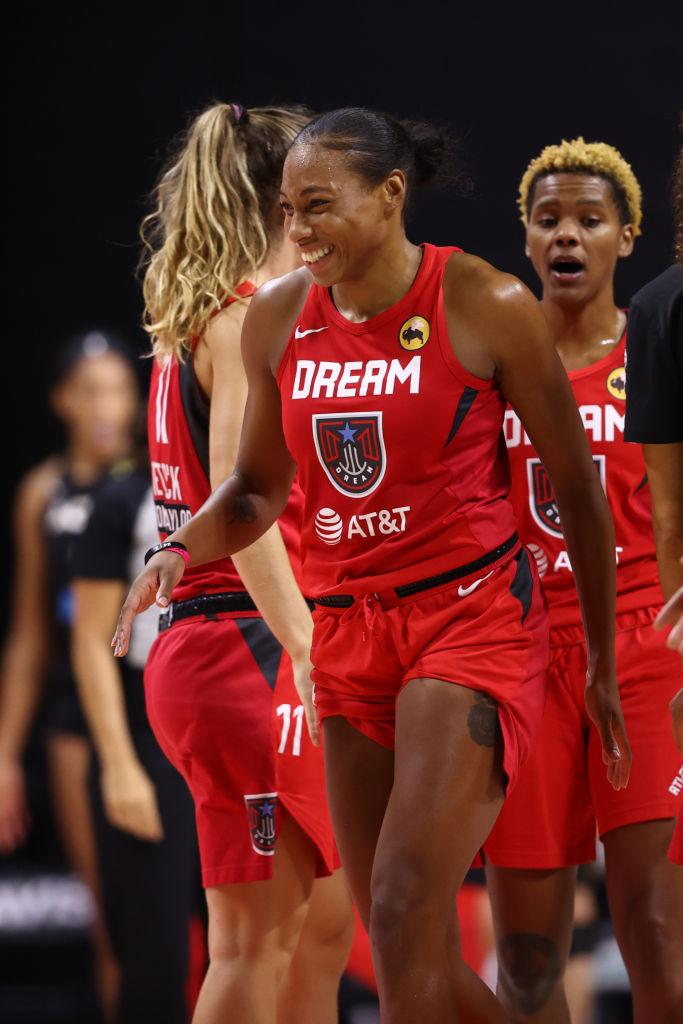 It's OFFICIAL! Betnijah Laney Named 2020 WNBA Most Improved Player