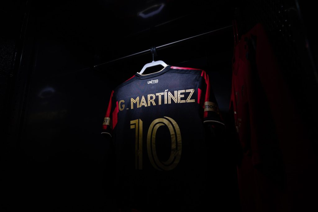 "Atlanta United transfers  ""Pity"" Martínez to Al-Nassr FC"