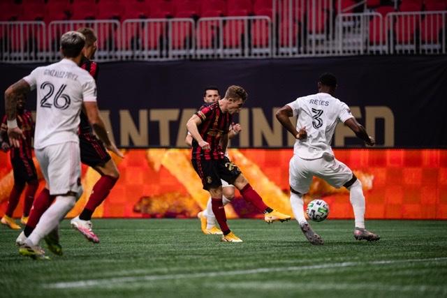 Atlanta United crack FC Dallas' winning streak