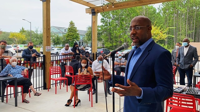 AN OPEN LETTER: UNITED IN FAITH FOR REV. RAPHAEL WARNOCK
